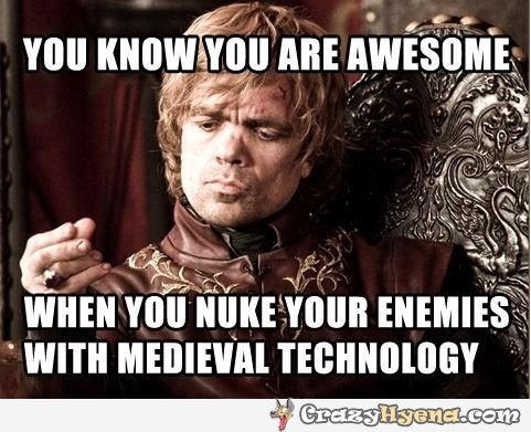 Awesome Medieval Technology