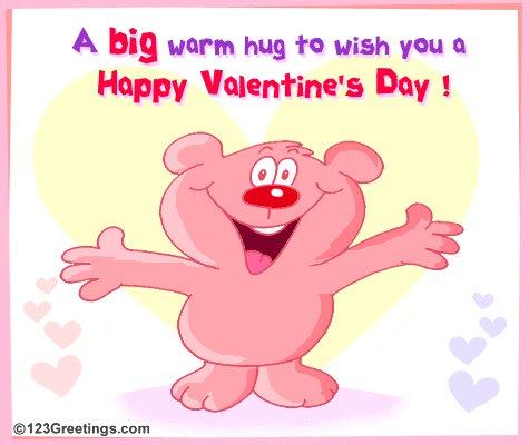 Big Warm Valentines Hug x