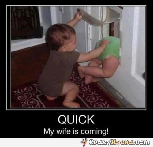 Cheating Babies!