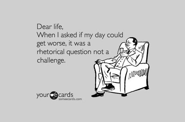 Dear Life WTF!