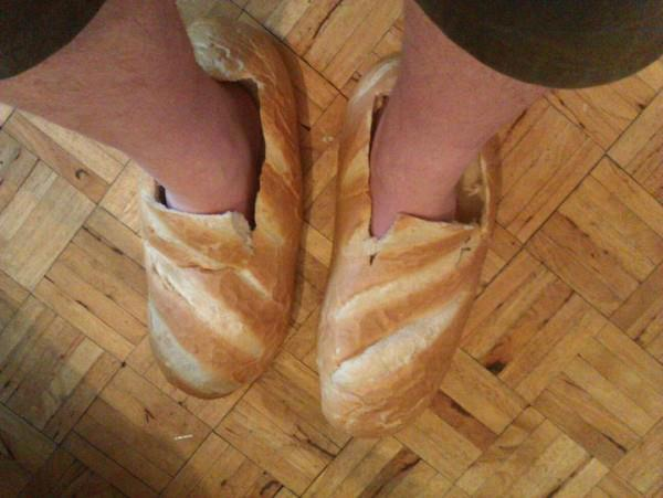 New Loafers Ha Ha!