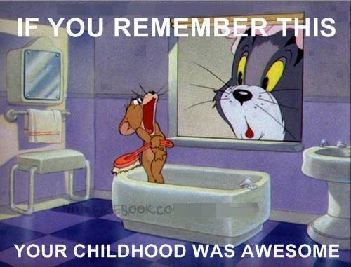 Tom & Jerry Remember This Awesome Fun
