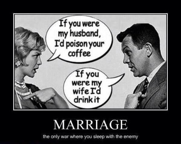 Who Said Marriage Doesn't Work!