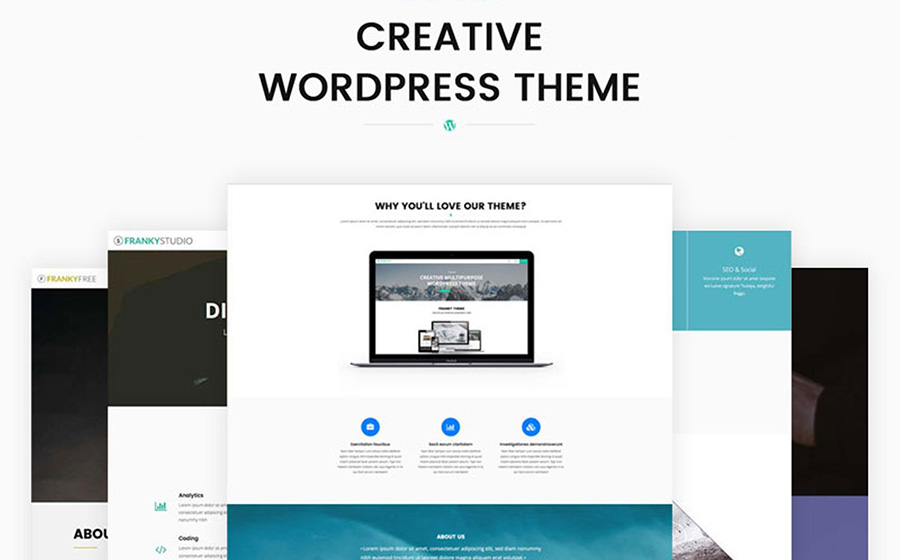 Franky - Multipurpose WordPress Theme